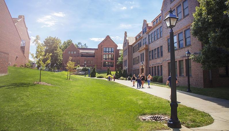 Milikin University Photo