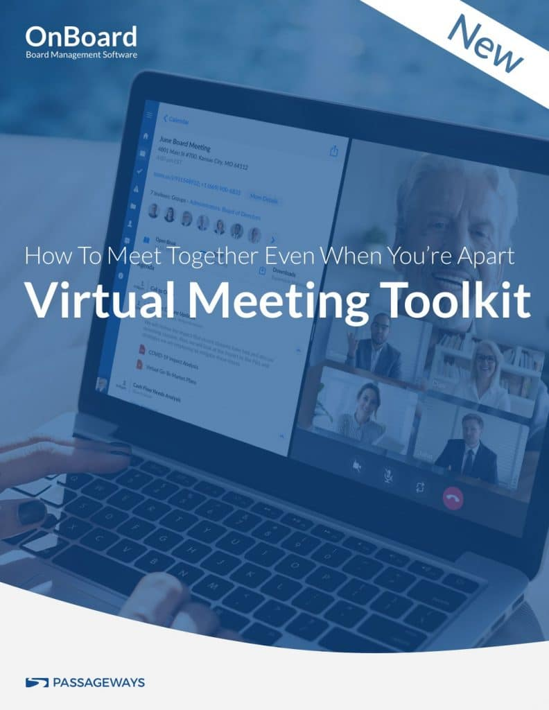 Virtual Meeting Toolkit