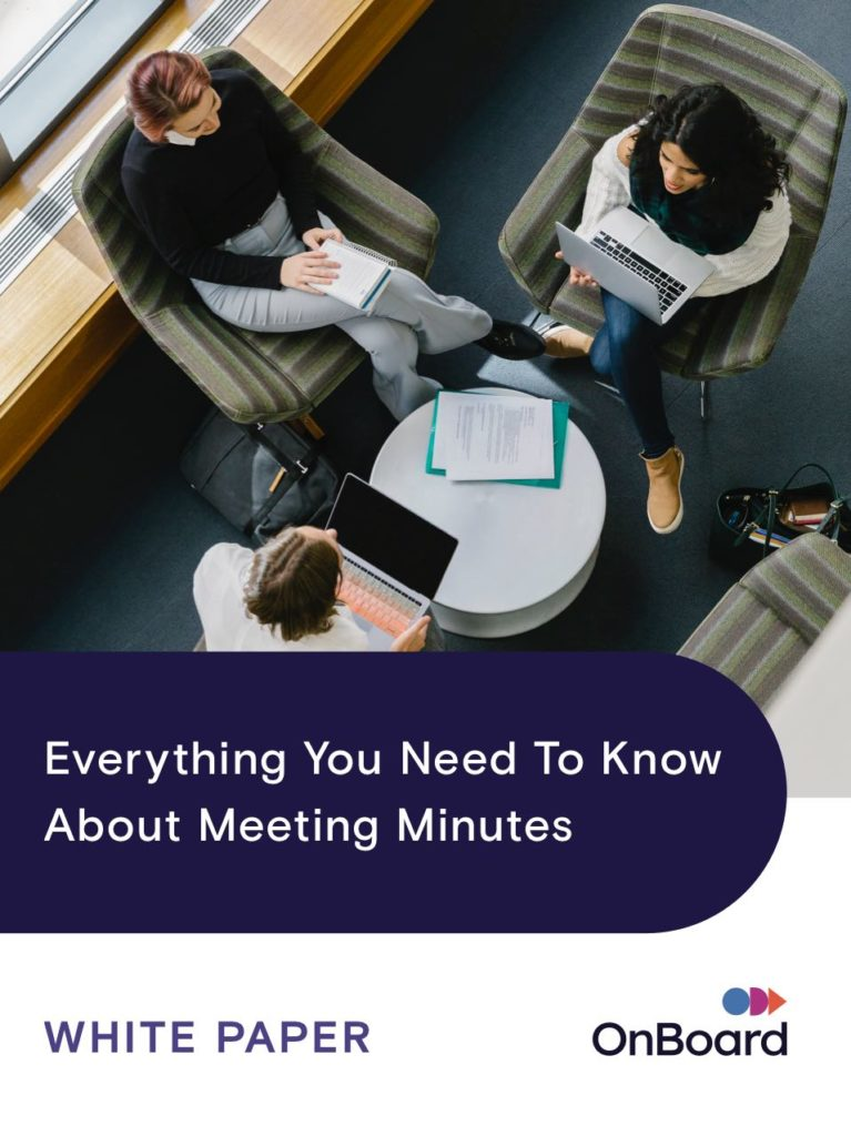 Minutes White Paper Small