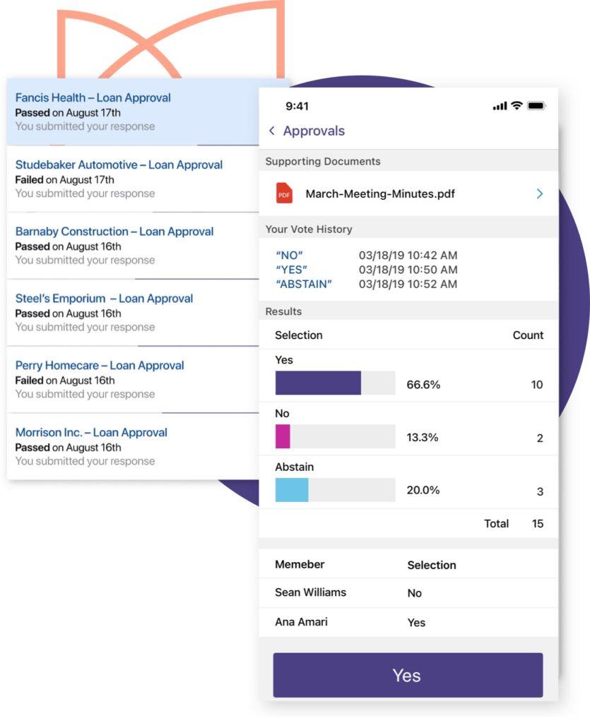 Voting UI 2021 2