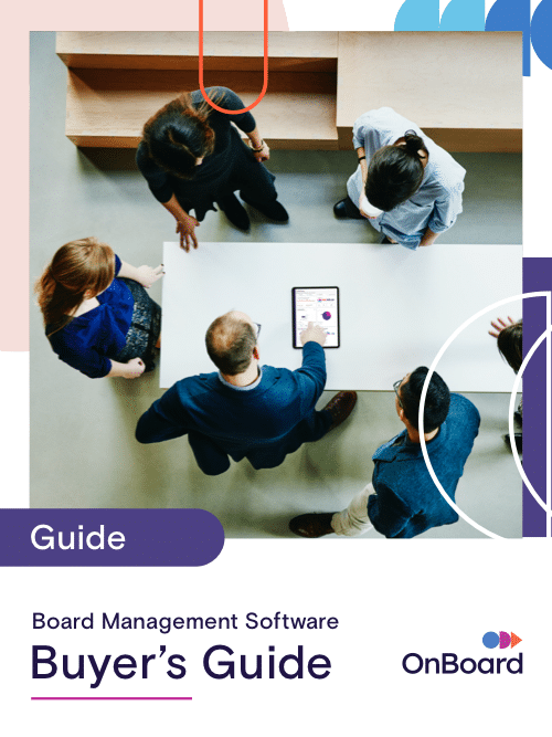 Board Management Software Buyer's Guide