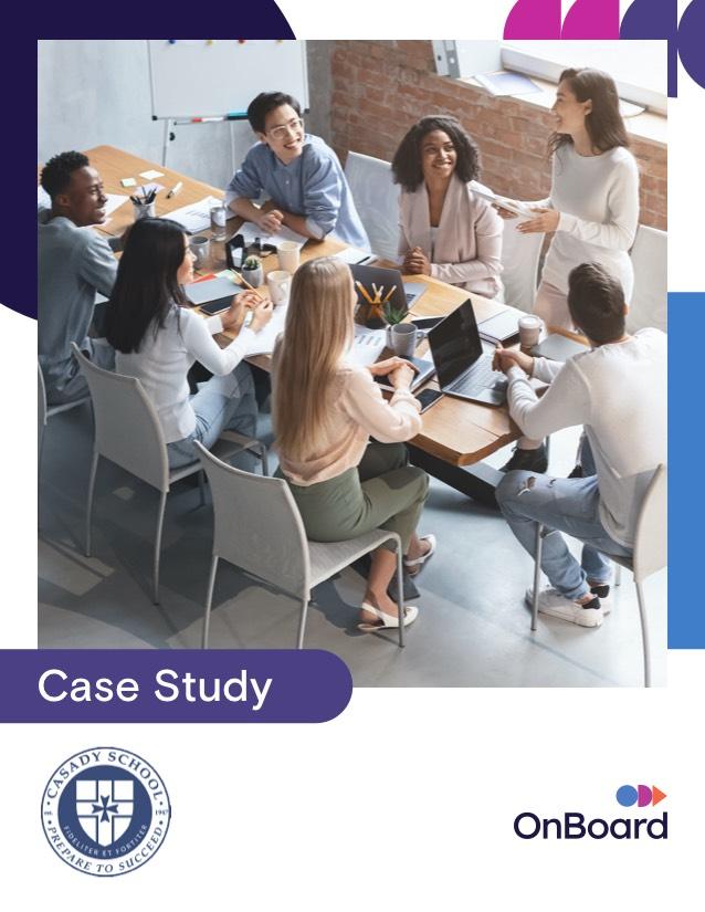 Casady School Case Study