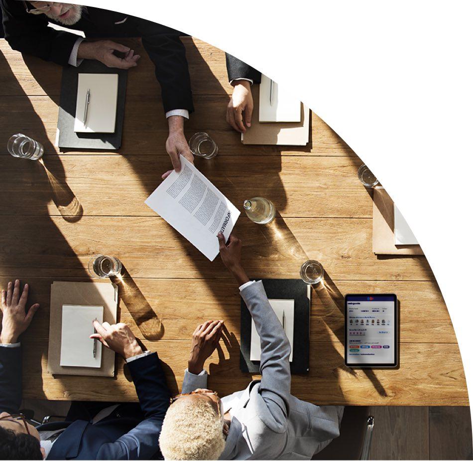 Board Management in Board Room