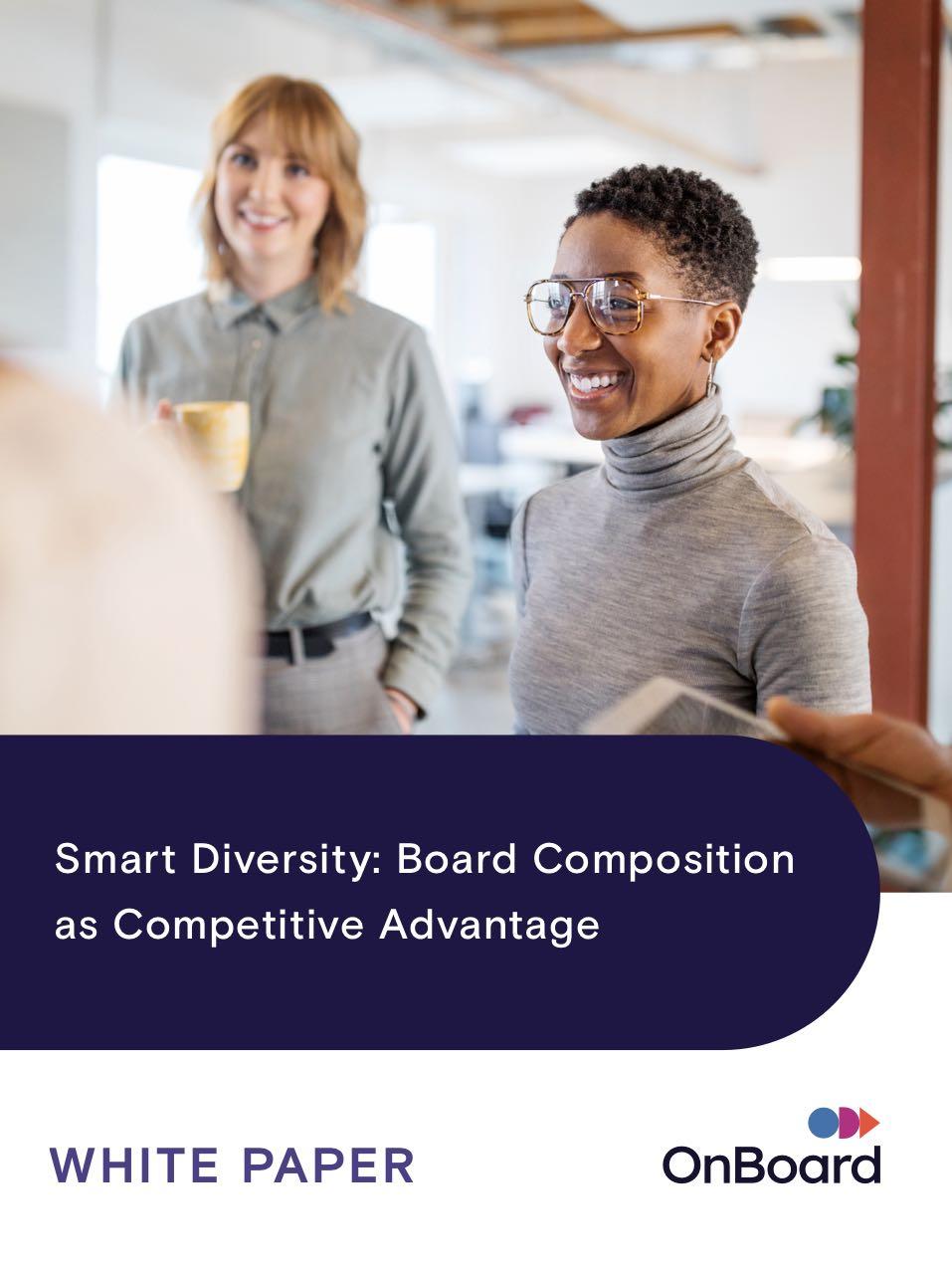 Smart Diversity & Board Composition