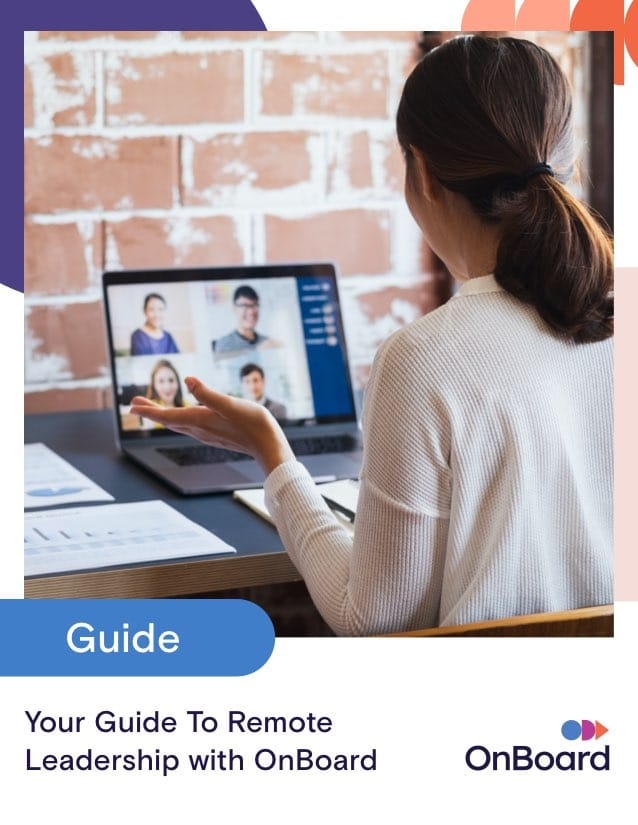 Your Guide To Remote Leadership with OnBoard