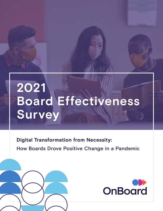 Board Effectiveness Survey