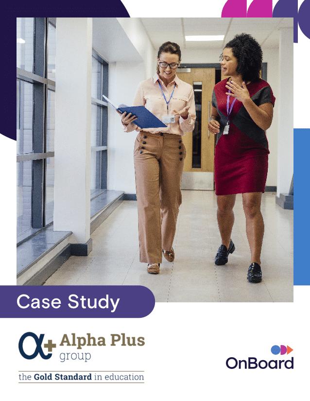 Alpha Plus Group Cover Art