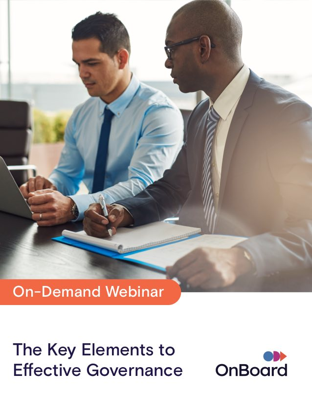 The Key Elements to Effective Governance On Demand