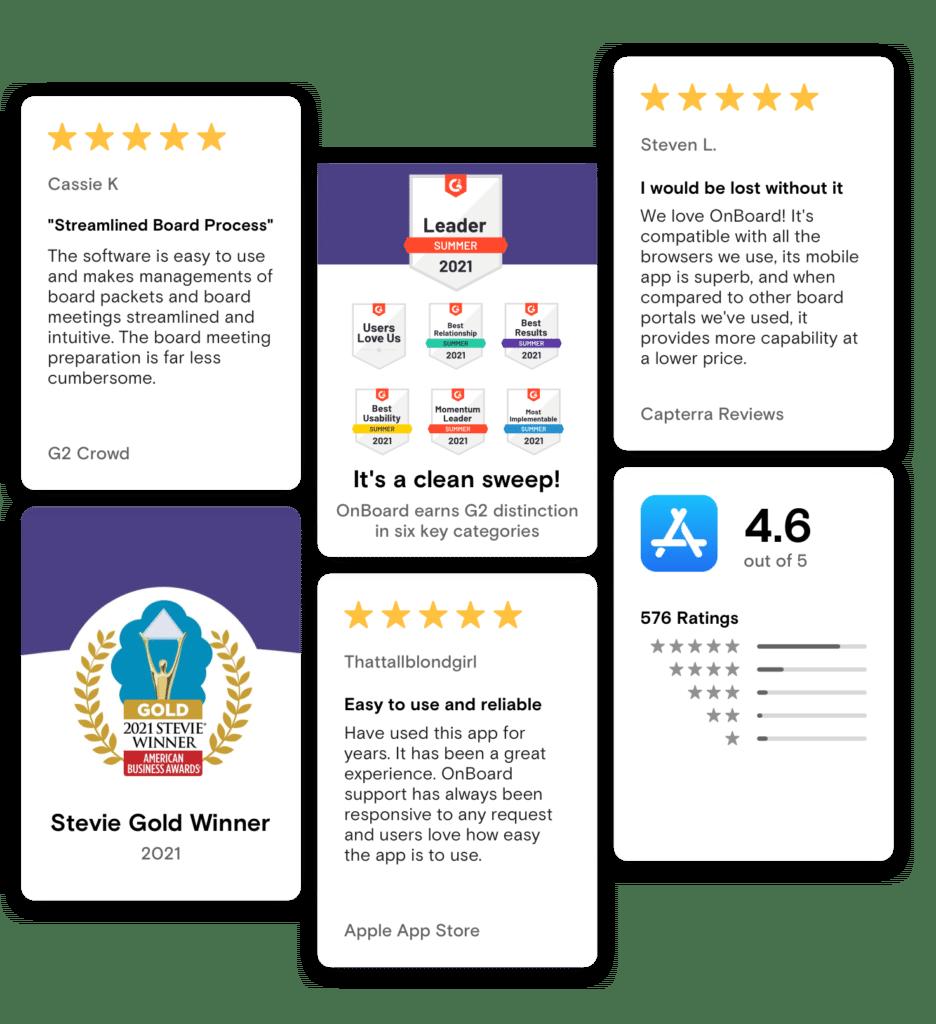Design Page Reviews