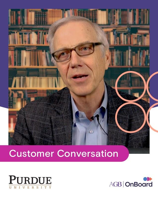 Purdue Trustee, & Board Chairman