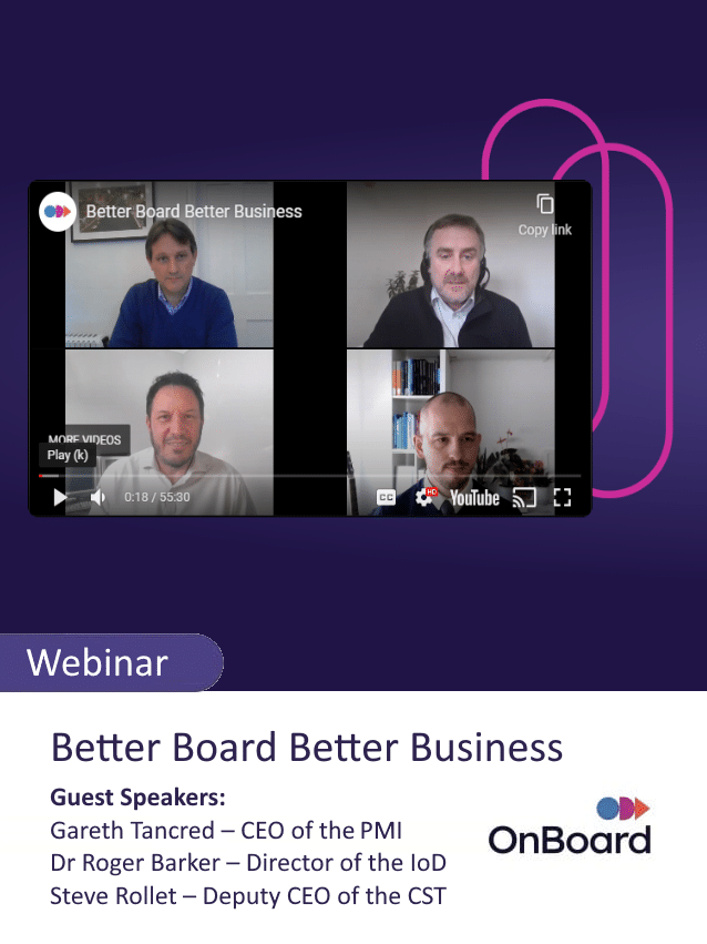Better Board Better Business