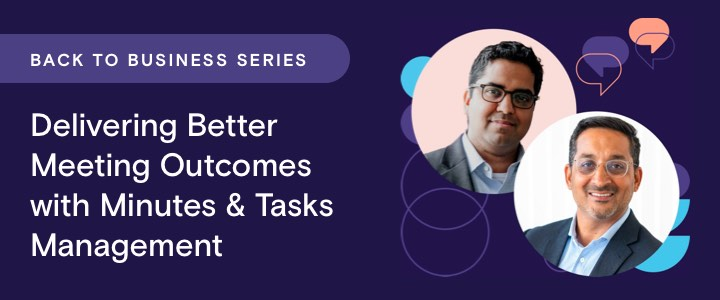 Why It's So Important to Deliver Better Meeting Outcomes